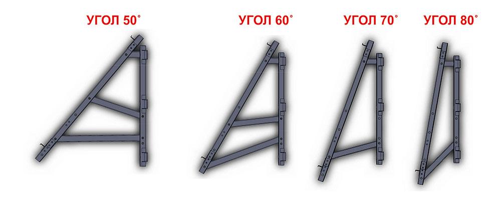 Кронштейн Егерь 4